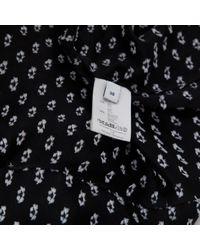 Camiseta de Seda Givenchy de color Black