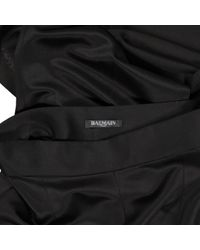 Pantalón largo Balmain de color Black