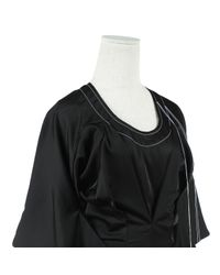 Loewe Black Maxi Kleid