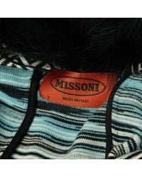 Missoni Black Synthetic