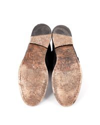 Étoile Isabel Marant Black Suede Ankle Boots