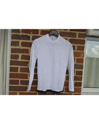 Tee-shirt coton blanc Neil Barrett pour homme en coloris White