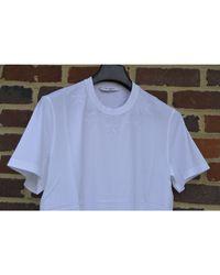Tee-shirt coton blanc Givenchy pour homme en coloris White