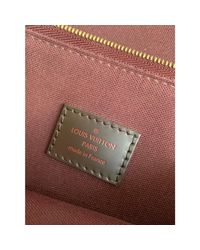 Sac en bandoulière en cuir cuir marron Louis Vuitton en coloris Brown