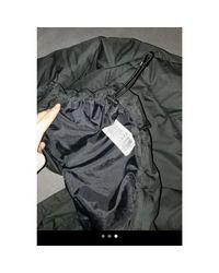 Doudoune polyester autre Nike en coloris Gray
