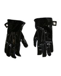 Gants cuir noir Loewe pour homme en coloris Black