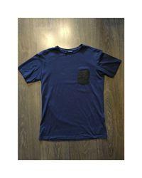 Tee-shirt coton bleu The Kooples pour homme en coloris Blue