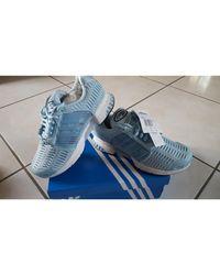 Baskets toile bleu Adidas pour homme en coloris Blue