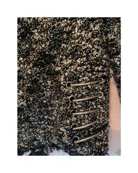 Veste acrylique gris IRO en coloris Gray