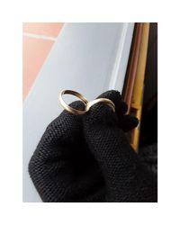 Bague or jaune Trinity autre Cartier en coloris Multicolor