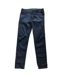 Jeans slim coton bleu The Kooples en coloris Blue