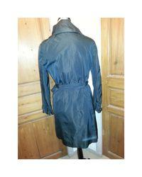 Imperméable, trench polyester, coton enduit noir Gerard Darel en coloris Black