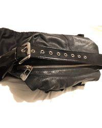 Sac à main en cuir cuir noir Sonia by Sonia Rykiel en coloris Black