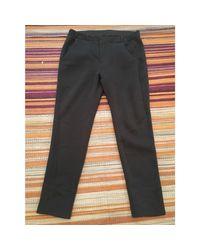 Pantalon de survêtement coton kaki Maison Margiela en coloris Multicolor