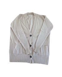 Gilet, cardigan laine blanc Étoile Isabel Marant en coloris White