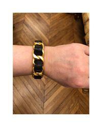Bracelet métal multicolore Chanel