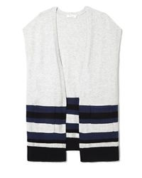 948d069227ede Lyst - Vince Camuto Two By Short-sleeve Striped Sweater Vest