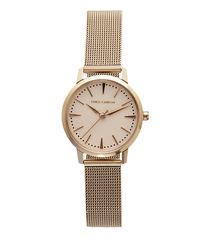 Vince Camuto | Metallic Rose Goldtone Mesh Bracelet Watch | Lyst