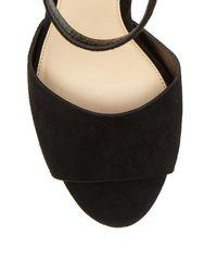 Vince Camuto - Black Ciestie Platform Sandal - Lyst