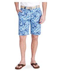 Vineyard Vines Blue 11 Inch Guana Floral Breaker Shorts for men