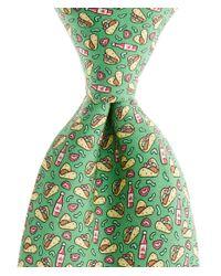 Vineyard Vines - Green Tacos Tie for Men - Lyst