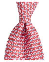 Vineyard Vines Red Nantucket Tie for men