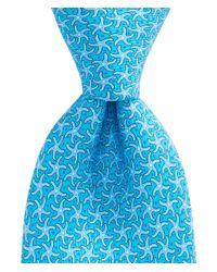 Vineyard Vines - Blue Extra Long Starfish Tie for Men - Lyst