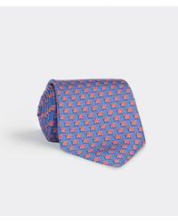 Vineyard Vines Blue New York Giants - Nfl Neck Tie for men