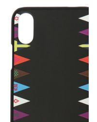 Marcelo Burlon - Black Printed Iphone X Case for Men - Lyst