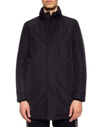 Moncler 'daumeray' Jacket Navy Blue for men