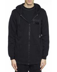 DIESEL - Multicolor Hooded Sweatshirt for Men - Lyst