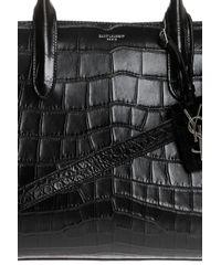 Saint Laurent - Black 'jane' Shoulder Bag - Lyst