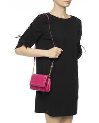 Michael Kors Pink 'ruby' Shoulder Bag