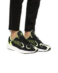 Adidas Originals Multicolor 'yung-1' Sneakers for men