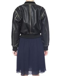 See By Chloé - Multicolor Bomber Jacket - Lyst