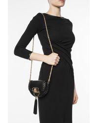 Balmain - Black '44-15' Shoulder Bag - Lyst