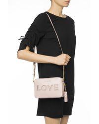 Michael Kors - Pink 'ginny' Shoulder Bag - Lyst