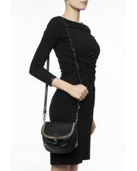 Versace Black 'metalways' Shoulder Bag