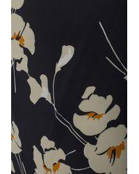 N°21 Black Floral Dress