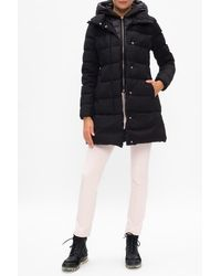 Woolrich Quilted Down Jacket Black