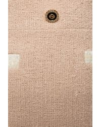 Gucci Pink Dress With Decorative Buttons