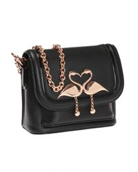 Sophia Webster Black 'claudie' Shoulder Bag