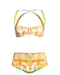 Etro Multicolor Two-piece Swimsuit