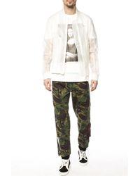 Off-White c/o Virgil Abloh Green Camo Jeans for men
