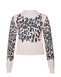 KENZO Pink Sweater