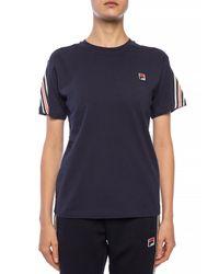 Fila Blue Branded T-shirt