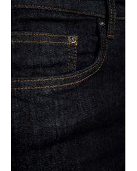 Victoria, Victoria Beckham Logo-patched Jeans Navy Blue