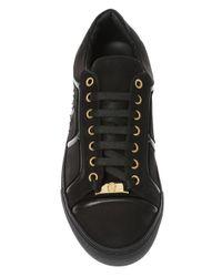 Billionaire Black 'steven' Sneakers for men