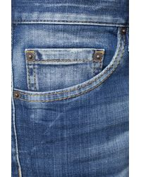 DSquared² Blue 'dean Jean' Jeans for men