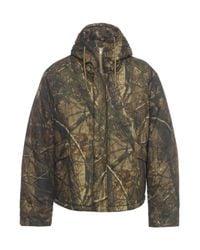 Yeezy Multicolor Hooded Jacket for men